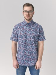 Сорочка верхняя мужская Nadex Men's Shirts Collection 923035И