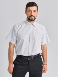 Сорочка верхняя мужская Nadex Men's Shirts Collection 01-048223/303