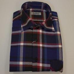Сорочка верхняя мужская Nadex Men's Shirts Collection 443074