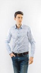 Мужская сорочка Nadex collection man's shirts 648015И