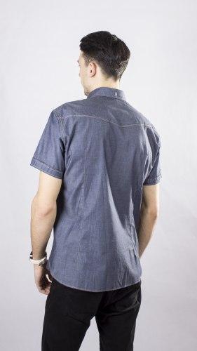 Сорочка верхняя мужская Nadex Men's Shirts Collection 736012И