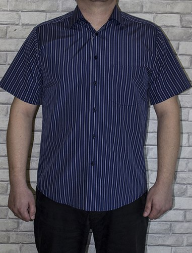 Мужская сорочка Надэкс 745013И