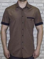 Мужская сорочка Nadex collection man's shirts 699014И