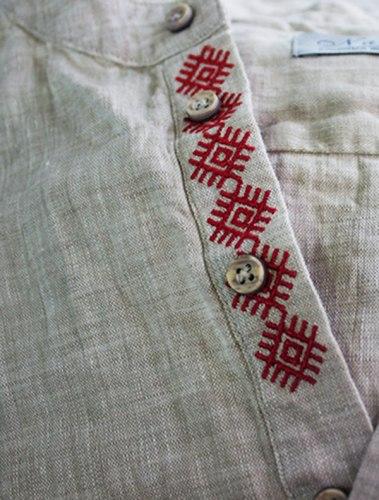 Мужская сорочка Надэкс 499042