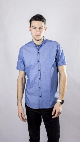 Мужская сорочка Nadex collection man's shirts 725012И