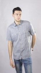 Сорочка верхняя мужская Nadex Men's Shirts Collection 481022