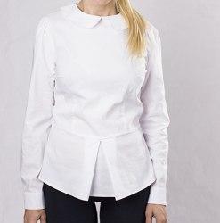 Блузка для девочек старшей школьной группы Модница 801011И