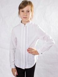 Блузка для девочек младшей школьной группы Модница 798011И