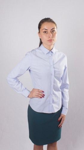 Блузка для девочек старшей школьной группы Модница 790012И