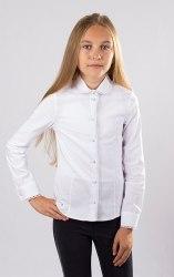 Блузка для девочек младшей школьной группы Модница 791011И