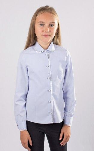 Блузка для девочек младшей школьной группы Модница 791012И