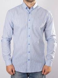 Мужская сорочка Надэкс 826013И