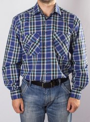 Мужская сорочка Nadex Men's Shirts Collection 445034
