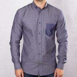 Мужская сорочка Nadex collection man's shirts 857015И