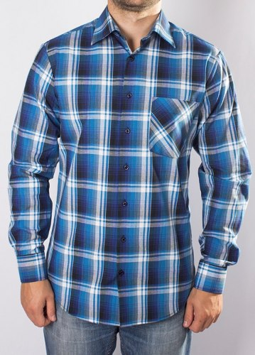 Мужская сорочка Nadex collection man's shirts 443034