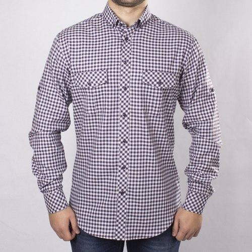 Мужская сорочка Надэкс 858014И