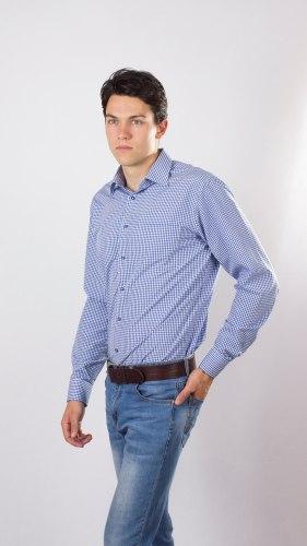 Мужская сорочка Надэкс 345034И