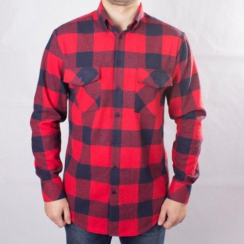 Мужская сорочка Надэкс 829014И