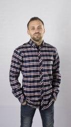 Сорочка верхняя мужская Nadex Men's Shirts Collection 840024И