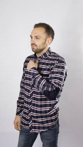 Мужская сорочка Надэкс 840024И