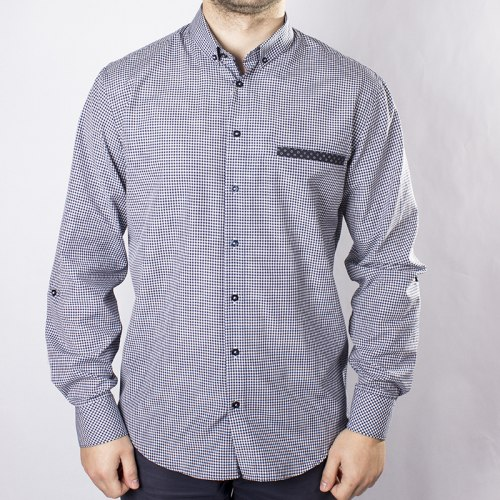 Мужская сорочка Надэкс 830014И