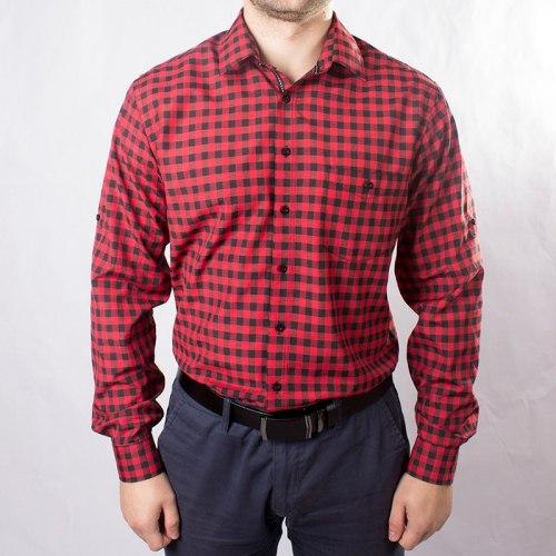 Мужская сорочка Nadex collection man's shirts 610024И