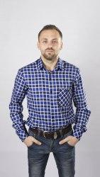 Мужская сорочка Надэкс 838014