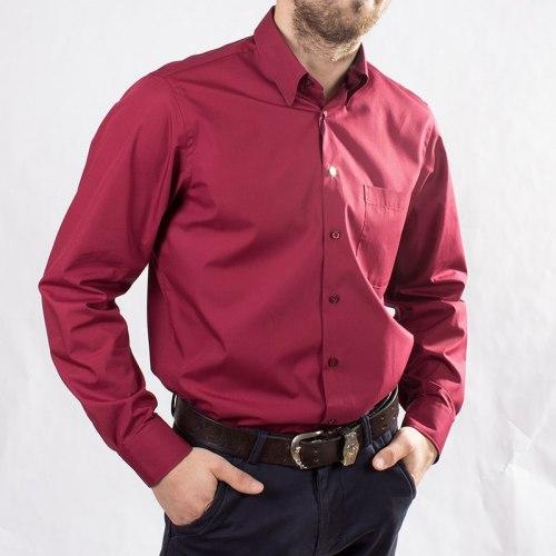Мужская сорочка Надэкс 709022И