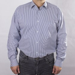 Мужская сорочка Надэкс 709013И
