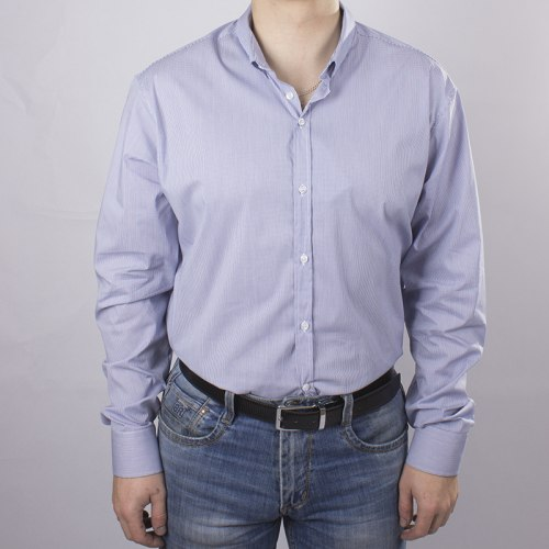 Мужская сорочка Надэкс 670024И