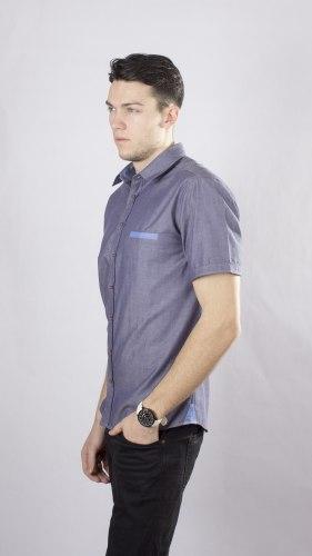 Мужская сорочка Надэкс 726012И