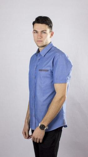 Мужская сорочка Nadex collection man's shirts 726012И