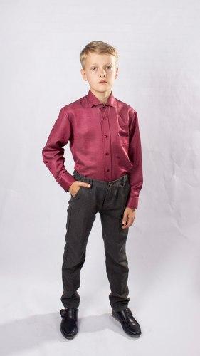 Сорочка для мальчиков старшей школьной группы Озорник 538042И