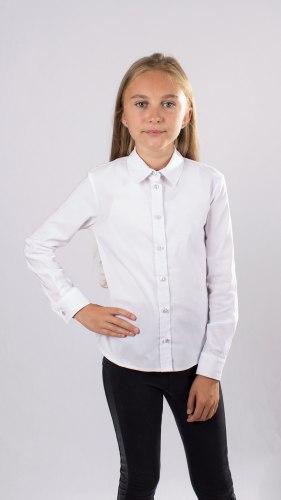 Блузка для девочек младшей школьной группы Модница 794011И