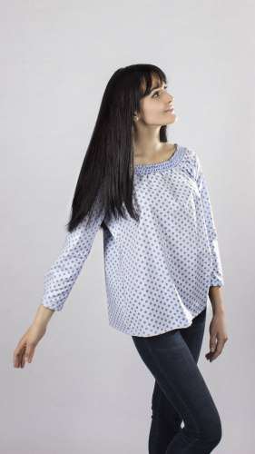 Блузка женская Надэкс 804015И