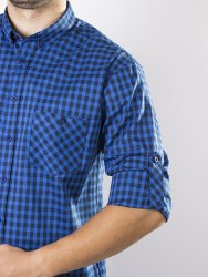 Мужская сорочка Надэкс 693014