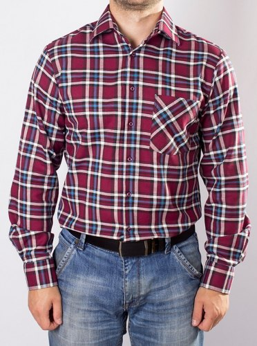 Мужская сорочка Nadex Men's Shirts Collection 443044