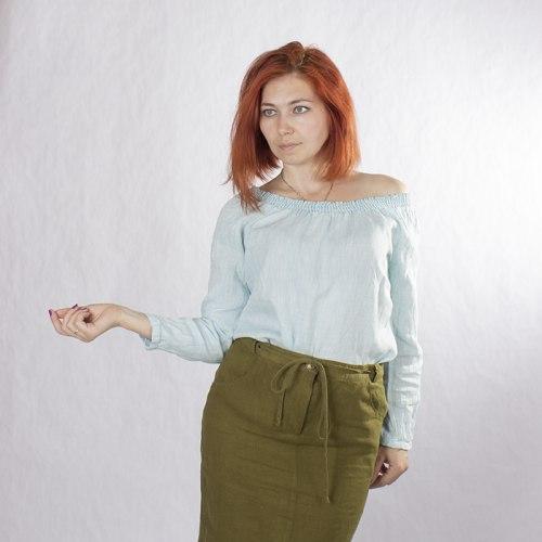 Блузка женская Надэкс 984012И