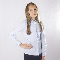 Блузка для девочек младшей школьной группы Модница 25012