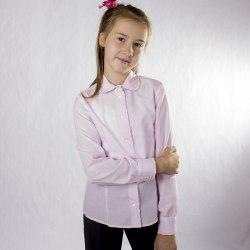 Блузка для девочек младшей школьной группы Модница 26013