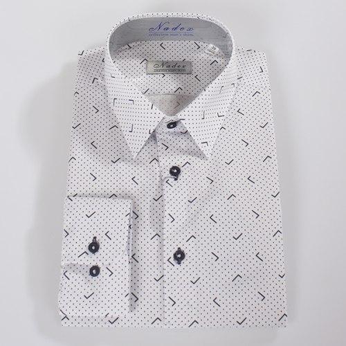 Сорочка для мальчиков подростковой группы Надэкс 955015И