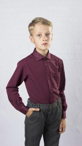 Сорочка для мальчиков старшей школьной группы Озорник 532032И