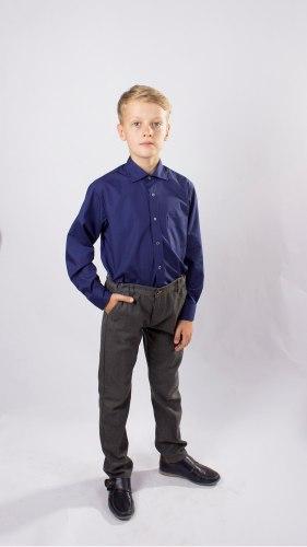 Сорочка для мальчиков старшей школьной группы Озорник 536052И