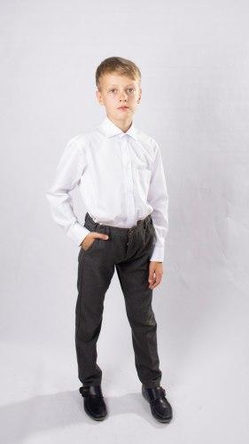 Сорочка для мальчиков старшей школьной группы Озорник 538041И