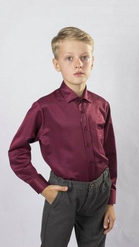 Сорочка для мальчиков старшей школьной группы Озорник 538072И