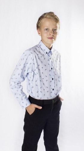 Сорочка для мальчиков старшей школьной группы Озорник 946015И