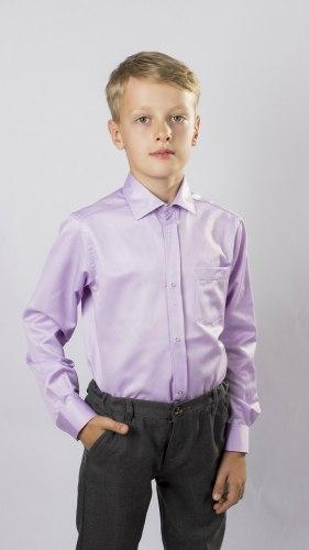 Сорочка для мальчиков младшей школьной группы Озорник 531012И