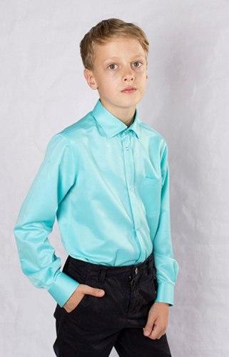 Сорочка для мальчиков младшей школьной группы Озорник 531052И