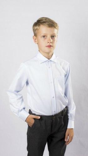 Сорочка для мальчиков младшей школьной группы Озорник 531072И