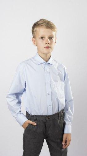 Сорочка для мальчиков младшей школьной группы Озорник 535062И
